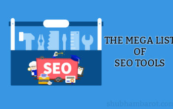A Mega List of SEO Tools 2020