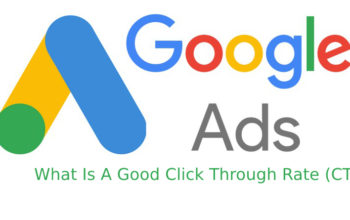 What is good CTR in Google ads?